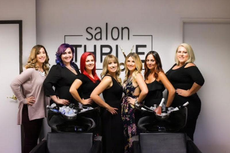 Santee Hair Salon   Salon Thrive   278 Town Center Parkway